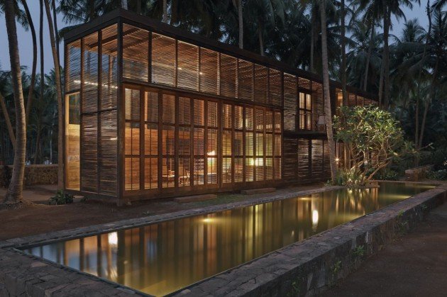 Palmyra House / Studio Mumbai Architects
