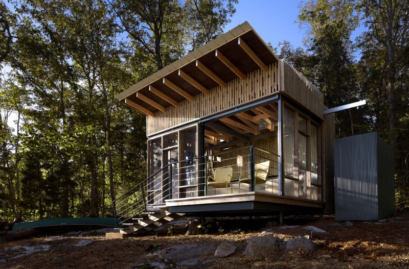Cape Russell Retreat / Sanders Pace Architecture
