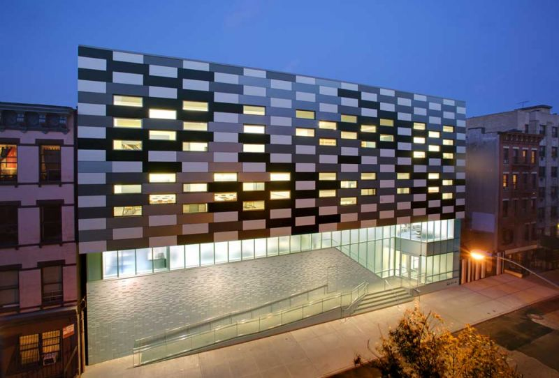 The East Harlem School / Peter Gluck and Partners Architects