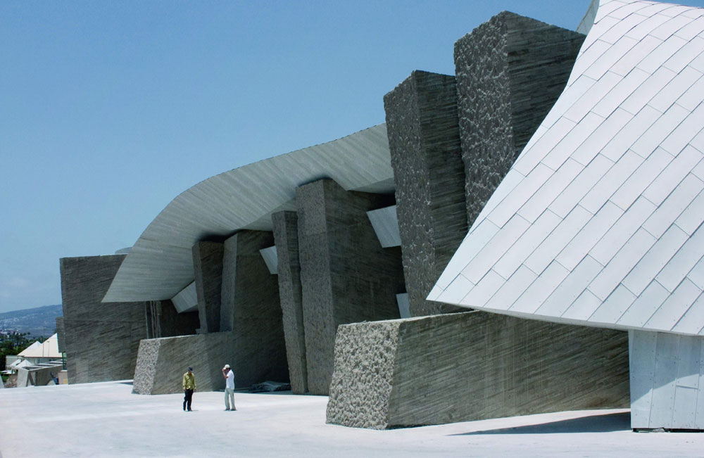 Tenerife South Conference Center / AMP Arquitectos