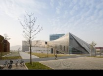 Nanjing Performing Arts Center / Preston Scott Cohen