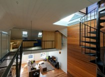 Butler House / Andrew Maynard Architects