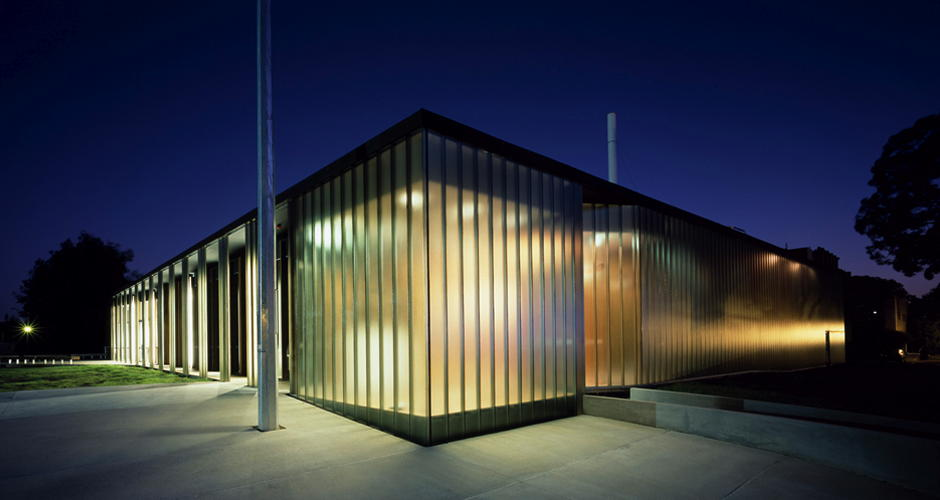 Monash Center for Electron Microscopy / Architectus