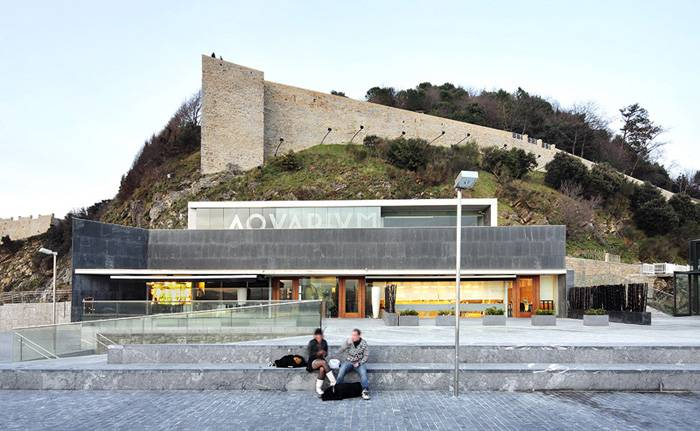 The Aquarium of San Sebastian / HFA
