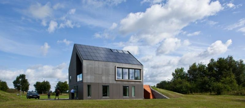 Energy Flex House / Henning Larsen Architects