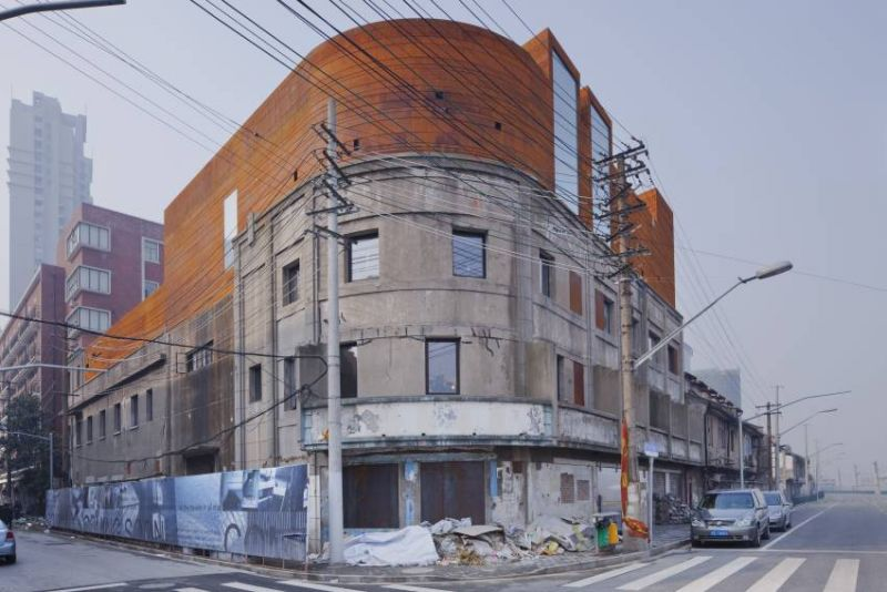 The Waterhouse / Neri & Hu Design and Research Office
