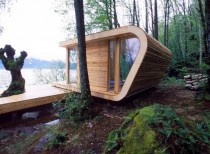 Hardanger Retreat Summer House / Saunders Architecture