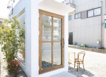 Little one-room house with a curve / studio velocity