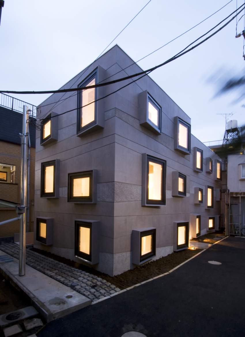 KMM3 / ISSHO Architects