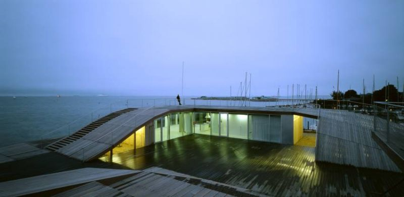 Maritime Youth House / JDS Architects