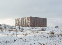 EDF Archives Centre Bure / LAN Architecture