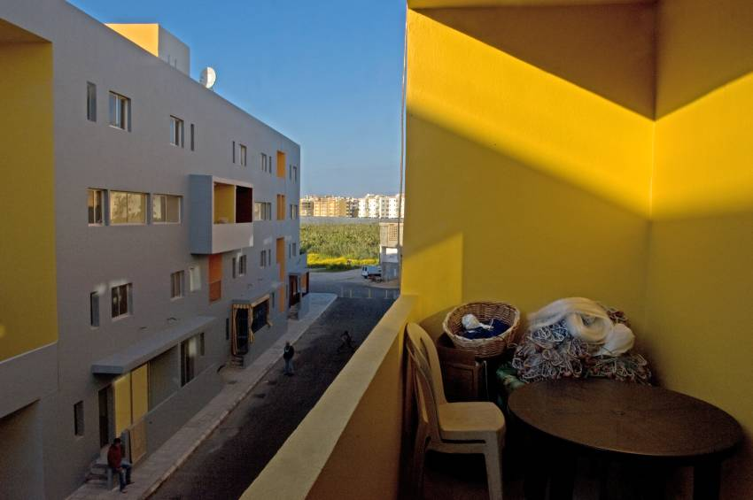 Housing for the Fishermen of Tyre / Hashim Sarkis Studios