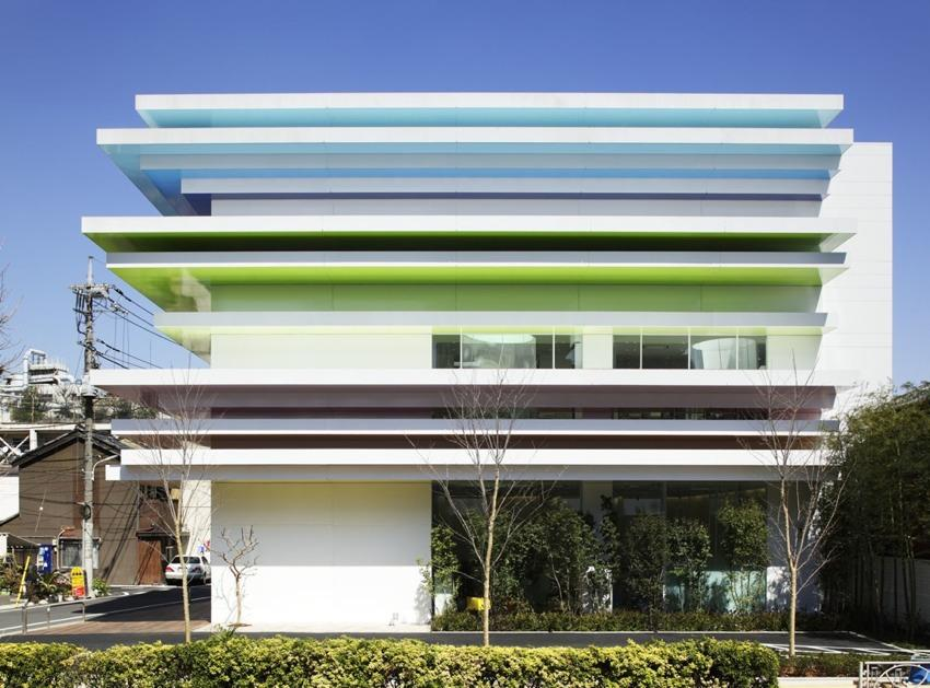 Sugamo Shinkin Bank / emmanuelle moureaux architecture + design