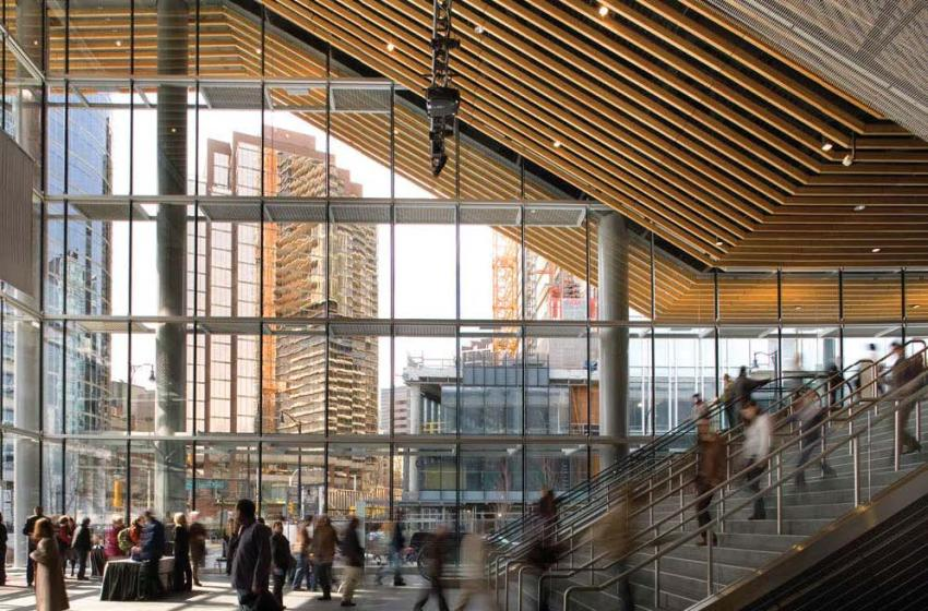 Vancouver Convention Centre West / LMN + DA/MCM