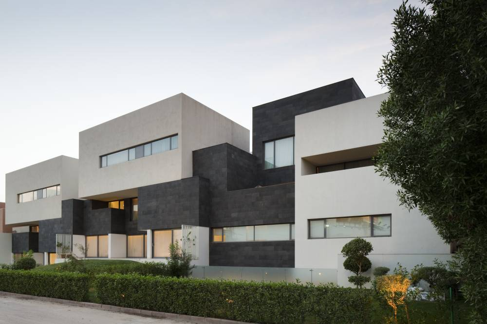Black And White House Agi Architects Architecture Lab