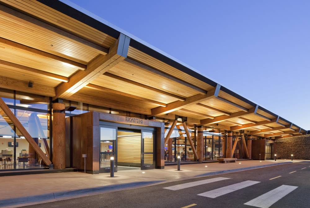 Jackson Hole Airport Terminal Expansion / Gensler