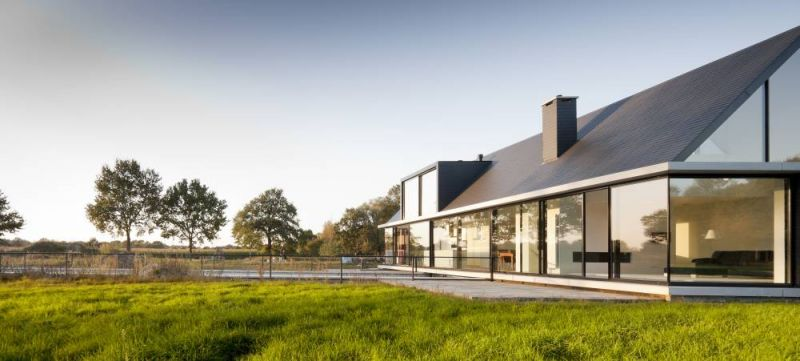 Villa geldrop hofman dujardin architects architecture lab for Hofman dujardin architects