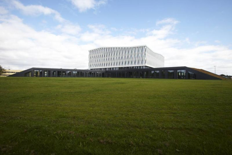 Viborg Town Hall / Henning Larsen Architects