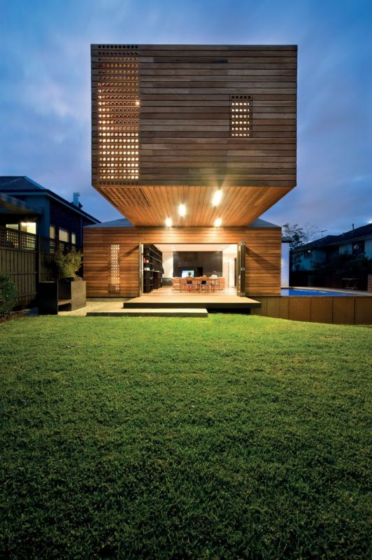 Trojan House / Jackson Clements Burrows Architects