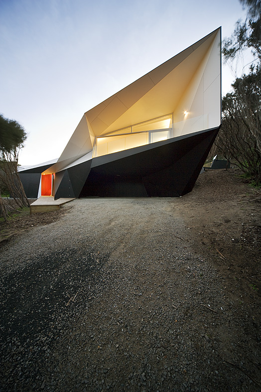 Klein Bottle House Mcbride Charles Ryan Architecture Lab