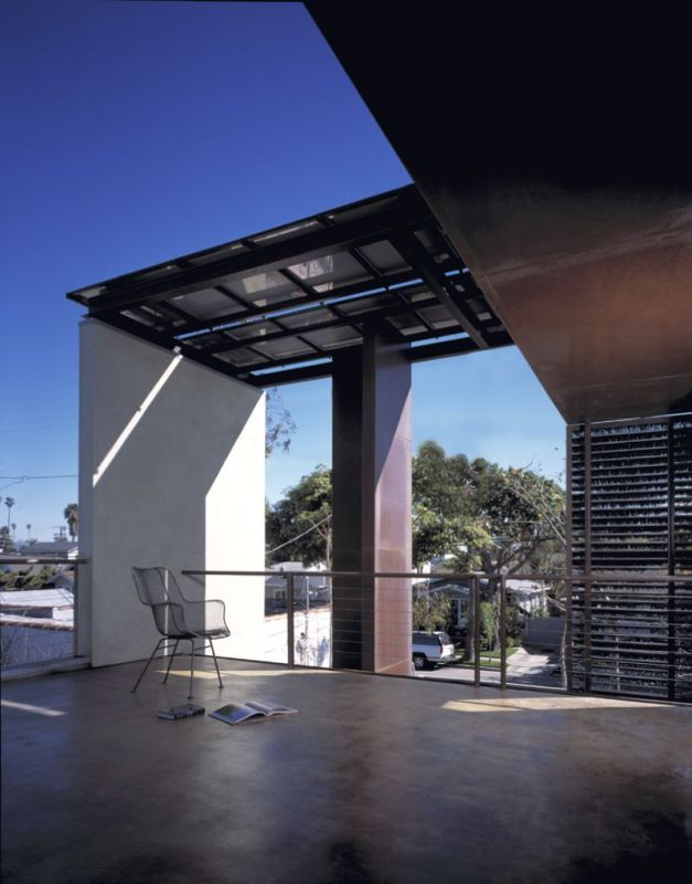 Solar Umbrella / Brooks + Scarpa