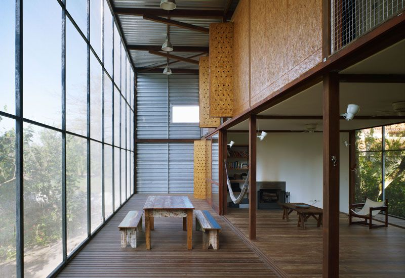 R. R. House / andrade morettin architects