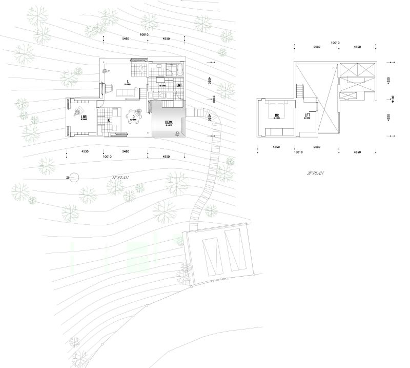Tiered Lodge Naoi Architecture Amp Design Office