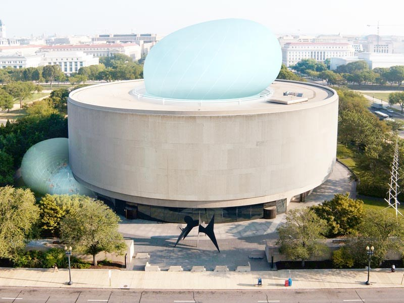 Liz Diller - A giant bubble for debate