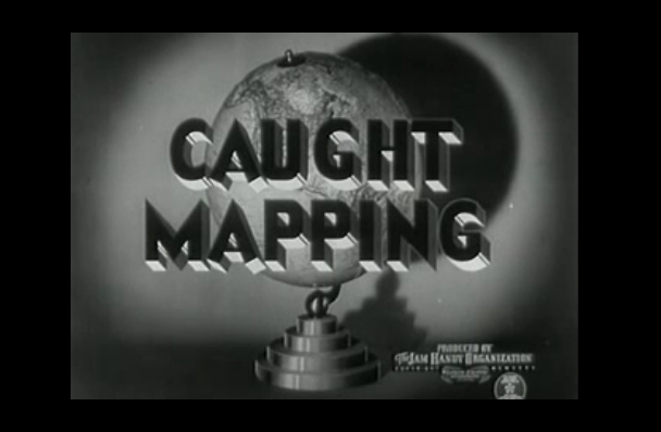Caught Mapping (1940)