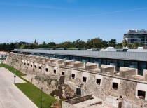 Reconversion of Citadel of Cascais / Gonçalo Byrne, Joao Gois and David Sinclair