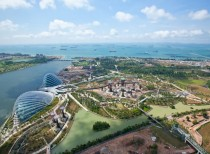Bay South Garden / Wilkinson Eyre Architects