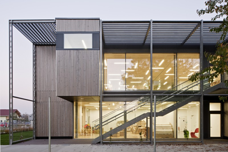 A Loft For Children / kirsch zt gmbh