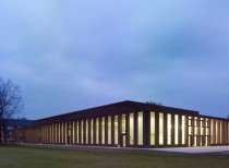 Sports & Convention Center at Jacobs University / MAX Dudler & DIETRICH Architects