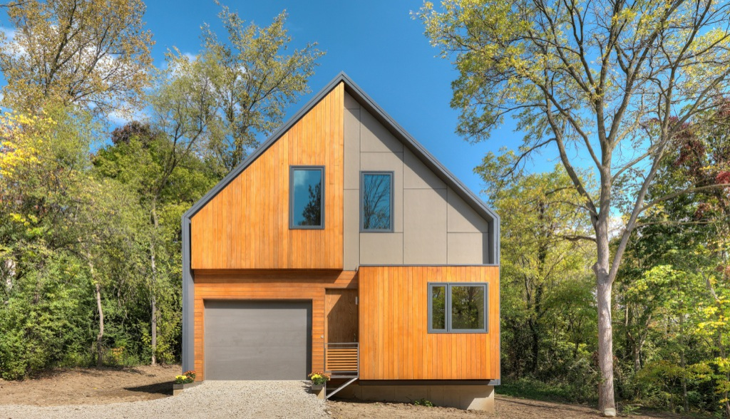The Matchbox House / ba-u