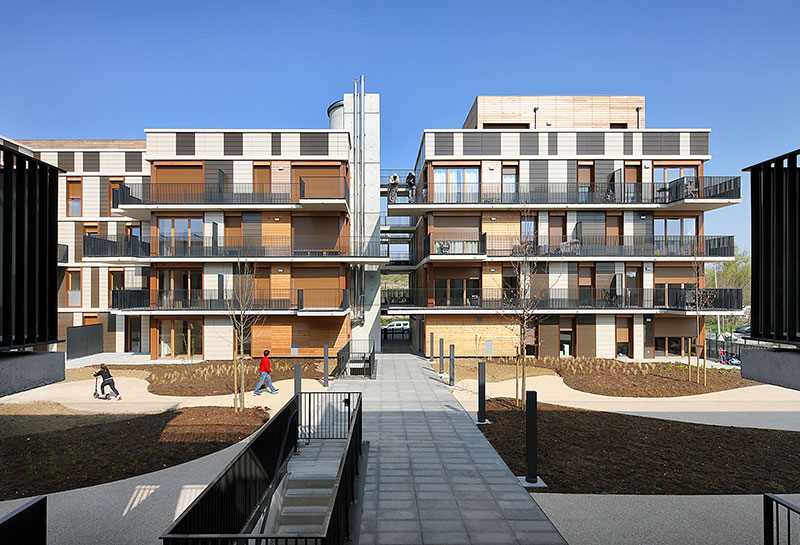 Valenton Housing Flats / Gelin Lafon