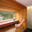 Studio in a mountain resort / Bernardini Architects