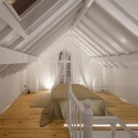 Three Cusps Chalet / Tiago do Vale Architects