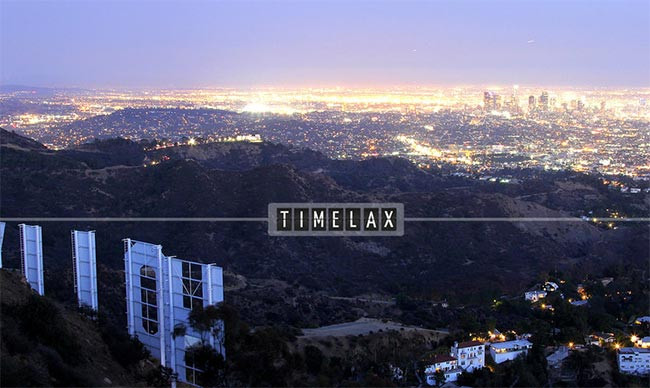 Los Angeles Time-Lapse - TimeLAX