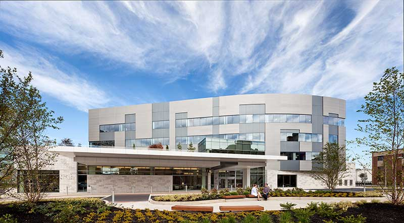 MD Anderson Cancer Center at Cooper, New Jersey, USA