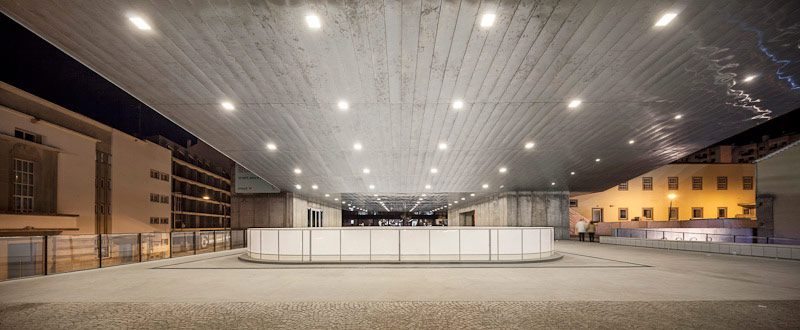 Cultural Center in Castelo Branco / mateoarquitectura