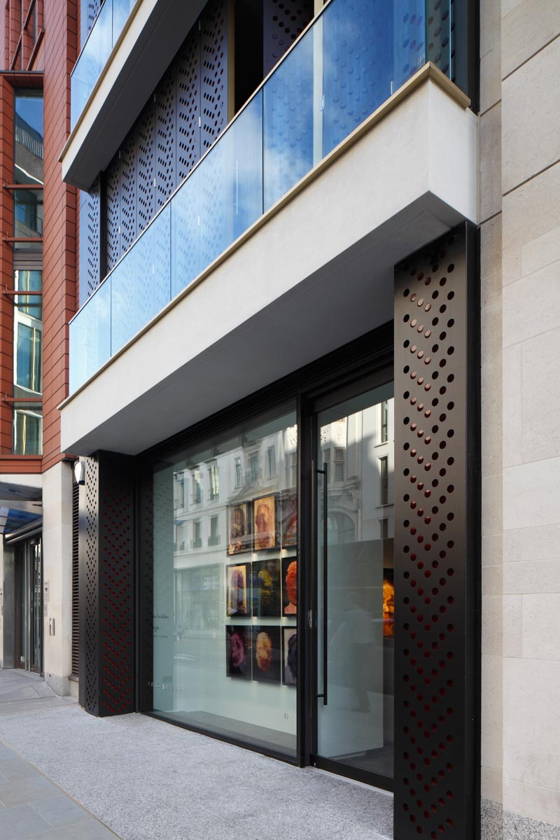 10 Hanover Street Squire And Partners Architecture Lab