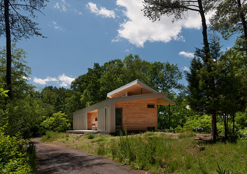Ridge House, West Virginia / GriD Architects