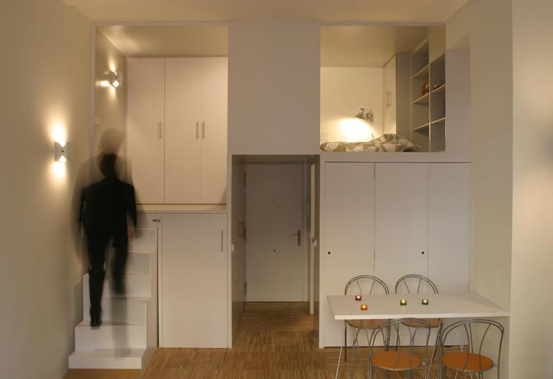 Apartment in Duque de Alba / Bernardini Arquitectos