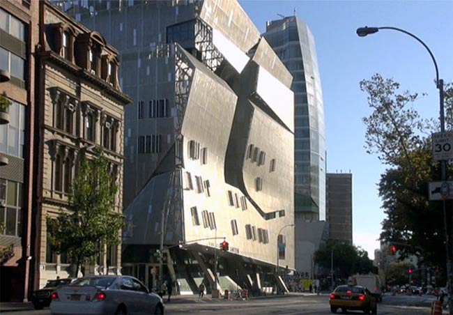 Thom Mayne on the Cooper Union Building