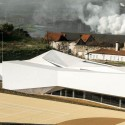Rowing High Performance Centre / Alvaro Andradre