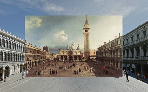 How We Picture a City: Venice and Google Maps