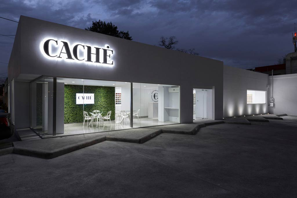 CACHÉ - Architectural Coverings / FACTOR:RECURSO