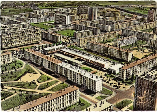 The Complex Legacy of Public Housing in Postwar France