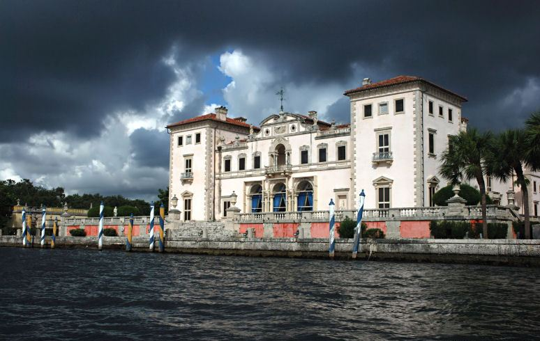 'Vizcaya', A Gem Of Architecture (1934)