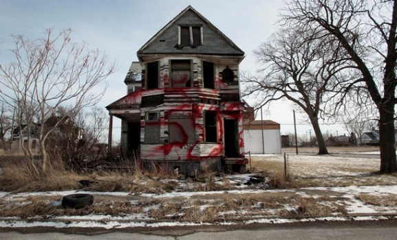 The death of a great American city: why does anyone still live in Detroit?